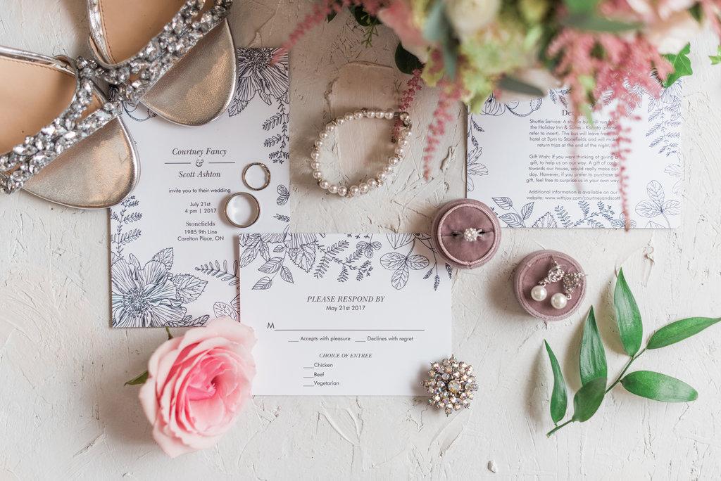 C&S - Summer Wedding at Stonefields - Ottawa Wedding Planner - 33