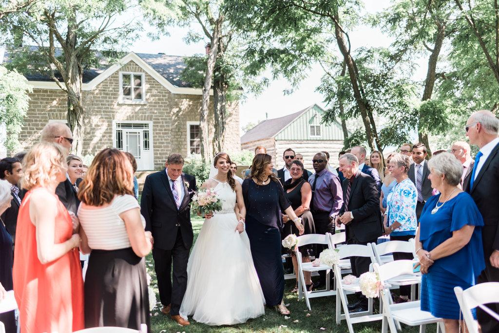 C&S - Summer Wedding at Stonefields - Ottawa Wedding Planner - 39