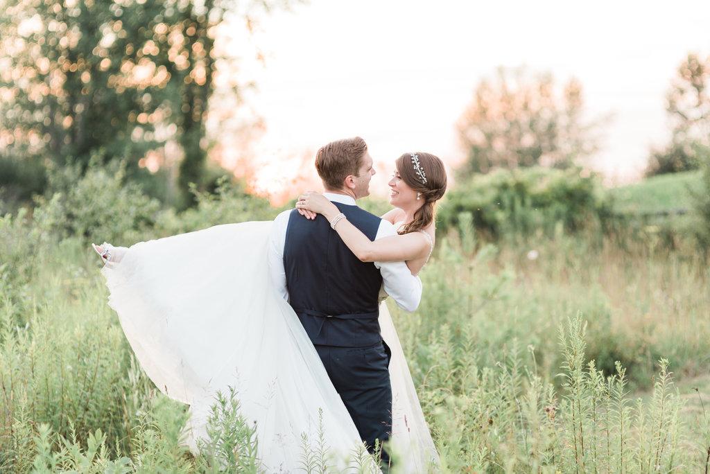 C&S - Summer Wedding at Stonefields - Ottawa Wedding Planner - 43